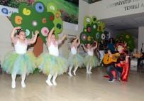 DANS GÖSTERİSİ - Özel Çocuklardan Bahar Partisi