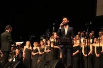 LÜTFİ KIRDAR - Alişan Ve Özgün Down Sendromlular Özel Konserinde Söyledi