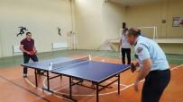HAKAN BALTA - Pazarlar'da Masa Tenisi Turnuvası Sona Erdi