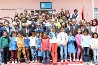 'Renkli Gönüller Projesi' Başpınar Köyü'nde Gerçekleşti