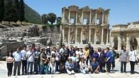 MERYEM ANA - Selçuk'ta Herkes İçin Erişilebilir Turizm