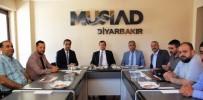 SGK İl Müdürü Mert'ten, MÜSİAD'a Ziyaret