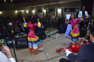 Sinop Romanlar Ve Müzisyenler Derneği'nden 'Bahar Konseri'
