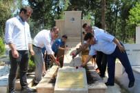 MİLLİ GÜREŞÇİ - Spor Emekçileri Mezarı Başında Anıldı