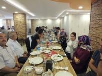 Tayini Çıkan Nüfus Müdürü İçin Veda Yemeği Düzenlendi