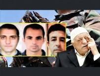Teröristbaşı Gülen'in yakalanan SAT komandosuna atletini gönderdiği belirlendi