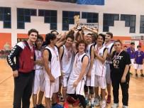 TÜRKIYE BASKETBOL FEDERASYONU - TREDAŞ Spor U14, Tekirdağ Şampiyonu