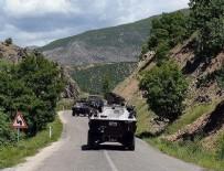 Tunceli'de 31 bölge 'özel güvenlik bölgesi' ilan edildi