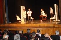 ELEKTRİK DAĞITIM ŞİRKETİ - UEDAŞ Tiyatrosu Festivalde