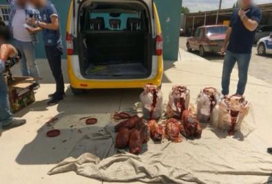 Uşak'ta 8 Kilo Esrar Yakalandı