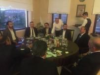 Vali Aktaş, GÖRBİR İle Yemekte Bir Araya Geldi