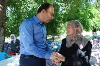 Vali Erin Ve Protokol Üyeleri Şehit Ailesini Ziyaret Etti