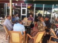 MUSTAFA ŞAHİN - Veyisoğulları Yardımlaşma Ve Dayanışma Derneği'nin 5. Olağan Genel Kurulu Yapıldı