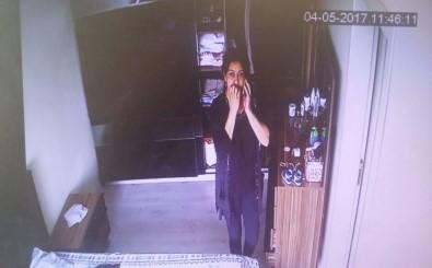 Yatak odasına kamera taktı, hırsız komşu kadın çıktı