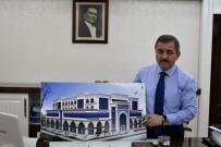 Yeni Belediye Binasının Kaba İnşaatında Sona Yaklaşılıyor