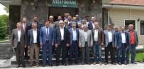 ŞEKER FABRİKASI - Yenifakılı-Kozaklı Siyasileri Ve STK Temsilcileri Kayseri Şeker'de