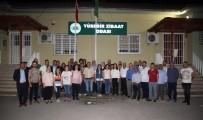 ŞEMSI BAYRAKTAR - Yüreğir Çiftçisi, 'Dünya Çiftçiler Günü' Buluşmasına Katıldı