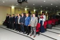 PEYAMİ BATTAL - YYÜ'de Önlük Giydirme Töreni