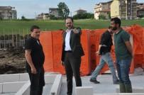 BOĞAZ KÖPRÜSÜ - 15 Temmuz Milli İrade Ve Şehitler Parkı Başiskele'de Yükseliyor