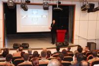 BÜLENT TEKBıYıKOĞLU - Ahlat'ta Kurumsal Kapasite Eğitimi
