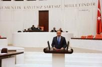 MURAT BAYBATUR - AK Parti'li Baybatur, Çerkes Sürgününü Meclise Taşıdı