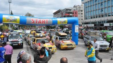 Allgau-Orient Rally Uşak'ta