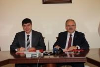 ABDULLAH ÇALIŞKAN - Antalya'da 'Engelli Mola Evleri' İçin Protokol İmzalandı