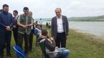 YÜRÜME ENGELLİ - Arnavutköy'de 'Engelsiz' Balık Tutma Yarışması