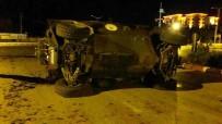 AKREP - Askeri Araç Kaza Yaptı Açıklaması 7'Si Asker 9 Yaralı