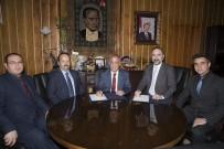 Atatürk Üniversitesi İle Yunus Emre Enstitüsü Arasında İş Birliği Protokolü İmzalandı