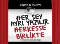 YILDIZ KENTER - Aydın'da İhtiyaç Sahipleri İçin Tiyatro Gösterisi
