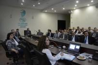 EYLEM PLANI - Aydın İl Su Yönetimi Koordinasyon Kurulu Toplantısı Yapıldı