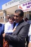 CEYLANPINAR - Başkan Atilla, Engellilerle Halay Çekti