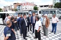 KALİTELİ YAŞAM - Başkan Yılmaz'dan Modern Köylü Garajı
