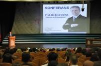 OYUN BAĞIMLILIĞI - BEÜ'de İnternet Ve Psikolojimiz' Başlıklı Konferans Gerçekleştirdi