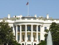 Beyaz Saray'da alarm! Kapılar kapatıldı