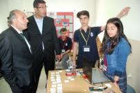 ARABA LASTİĞİ - Bitlisli Öğrencilerden Bilime Ve Teknolojiye Katkı