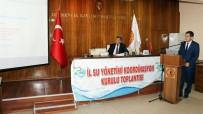 İLLER BANKASı - Burdur Valisi'nden Kuraklık Açıklaması