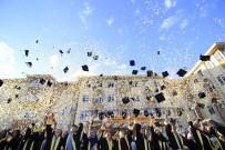 KERMES - Çankırı'nın En Başarılı Öğrencileri Kep Attı