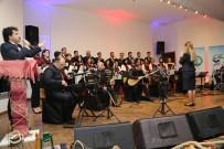 Çayeli Belediyesi Türk Halk Müziği Korosu Vatandaşlar İle Bir Araya Geldi
