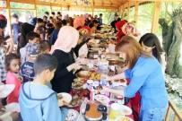 KERMES - Çemişgezek'de Öğrencilerin Kermesine Yoğun İlgi