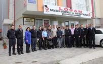 CEZAEVİ MÜDÜRÜ - Cezaevi Personeli LÖSAM'da