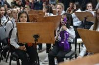 AHMET ATAÇ - Çocuk Senfoni Orkestrası Büyük Ustaya Hazırlanıyor