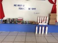 EMNİYET AMİRLİĞİ - Domaniç'te Kaçak Sigara Ve Tütün Operasyonu