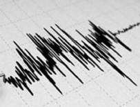 EGE DENIZI - Ege Denizi'nde 4,9 büyüklüğünde deprem