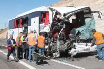 Elazığ'daki Kazada Şoföre Gözaltı