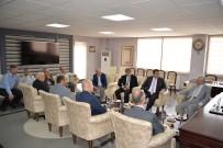 HÜSEYİN KIVRIKOĞLU - Emekli Genelkurmay Başkanı Orgeneral Hüseyin Kıvrıkoğlu Memleketi Bozüyük'te