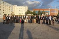 ERCIYES ÜNIVERSITESI - ERÜ İlahiyat Fakültesi Öğrencileri İl Müftülüğünün Misafiri Oldu