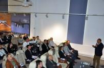 AKILLI ULAŞIM - Eskişehir'de Bilişim Semineri Düzenlendi