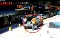 HIRSIZ - Etekli Hırsızlar Güvenlik Kamerasında